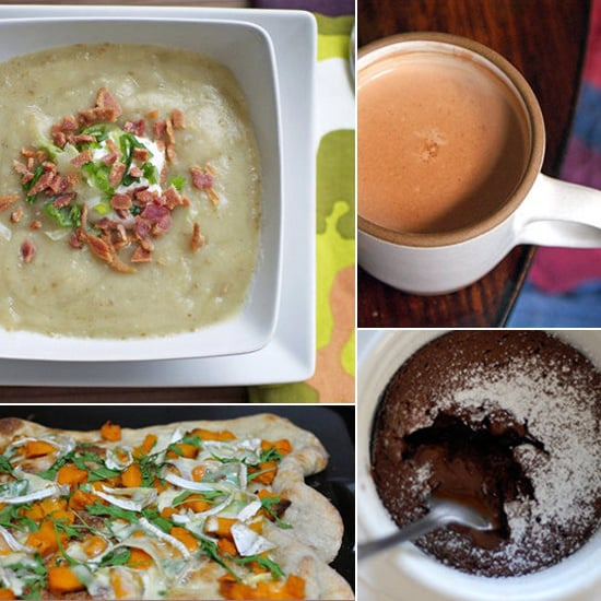 7 Recipes For a Rainy Day