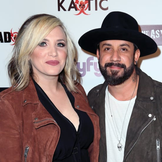AJ McLean Welcomes His Second Daughter March 2017