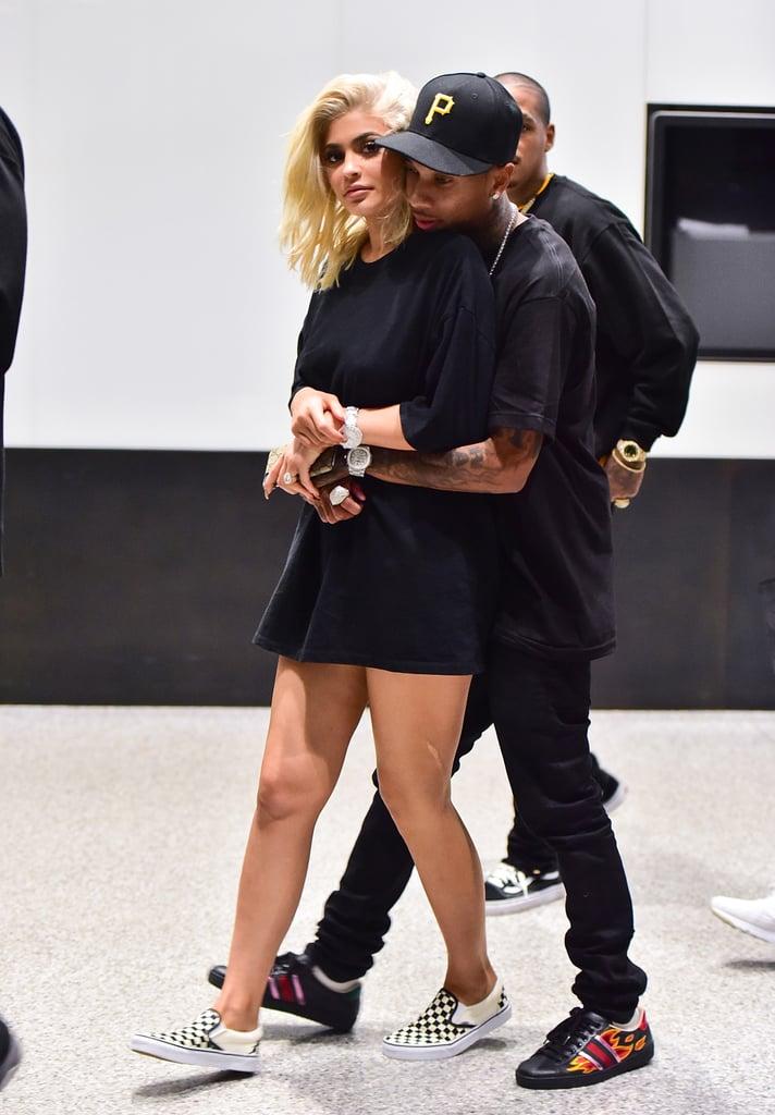 Buy Kylie Jenner Black Vans