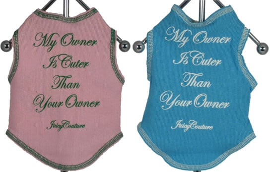 Juicy Couture Dog Clothing