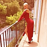 Amber Rose Sexy Instagram Pictures