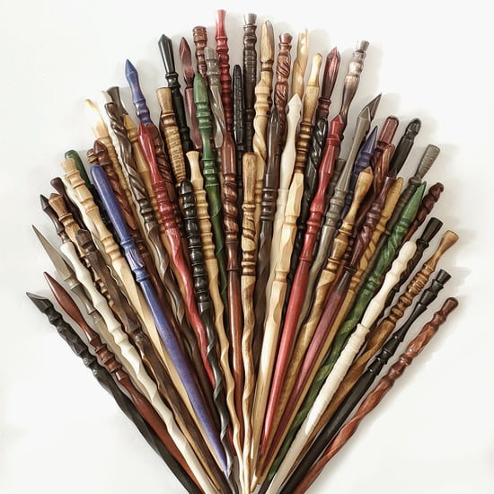 Etsy's Custom Harry Potter Wands Are Riddikulusly Affordable