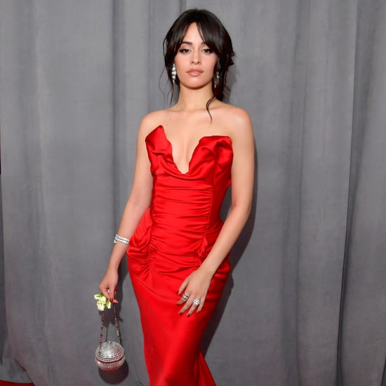 Camila Cabello Dress Grammys 2018
