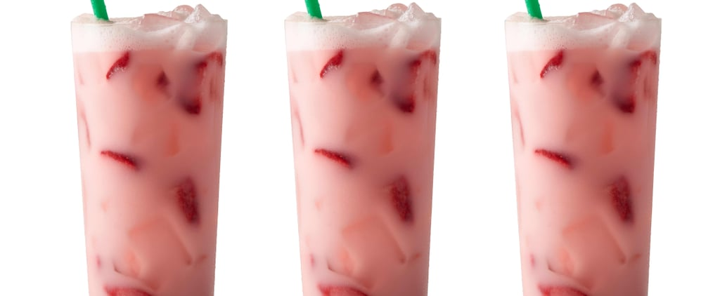 Your Favorite Starbucks Secret Drink Is Officially on the Menu!