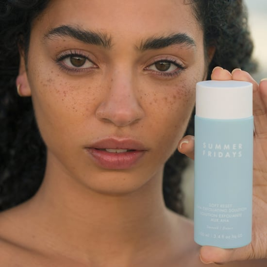Summer Fridays Soft Reset AHA Exfoliating Solution Review