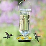 Perky-Pet Desert Bloom Top-Fill Decorative Glass Hummingbird Feeder