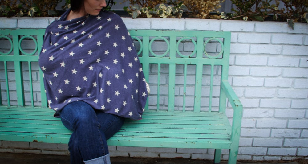 Stars Nursing Cover