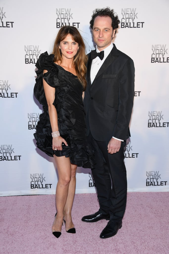 Keri Russell and Matthew Rhys at NYC Ballet 2017