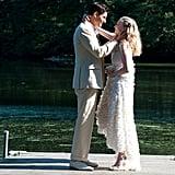 Amanda's Wedding Dress as Missy in The Big Wedding, 2012