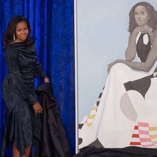 Michelle Obama's Portrait Is Moving Due to High Demand