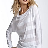 Lanston Shadow Stripe Tee ($73)