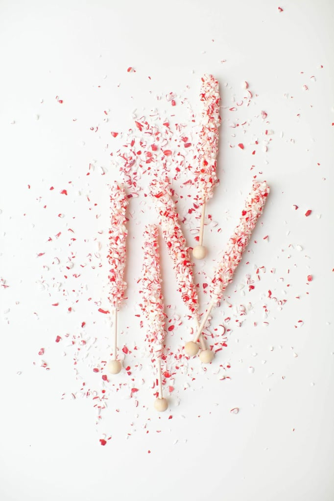 Who knew candy-rock sticks could look so fab?  Source: Style Me Pretty