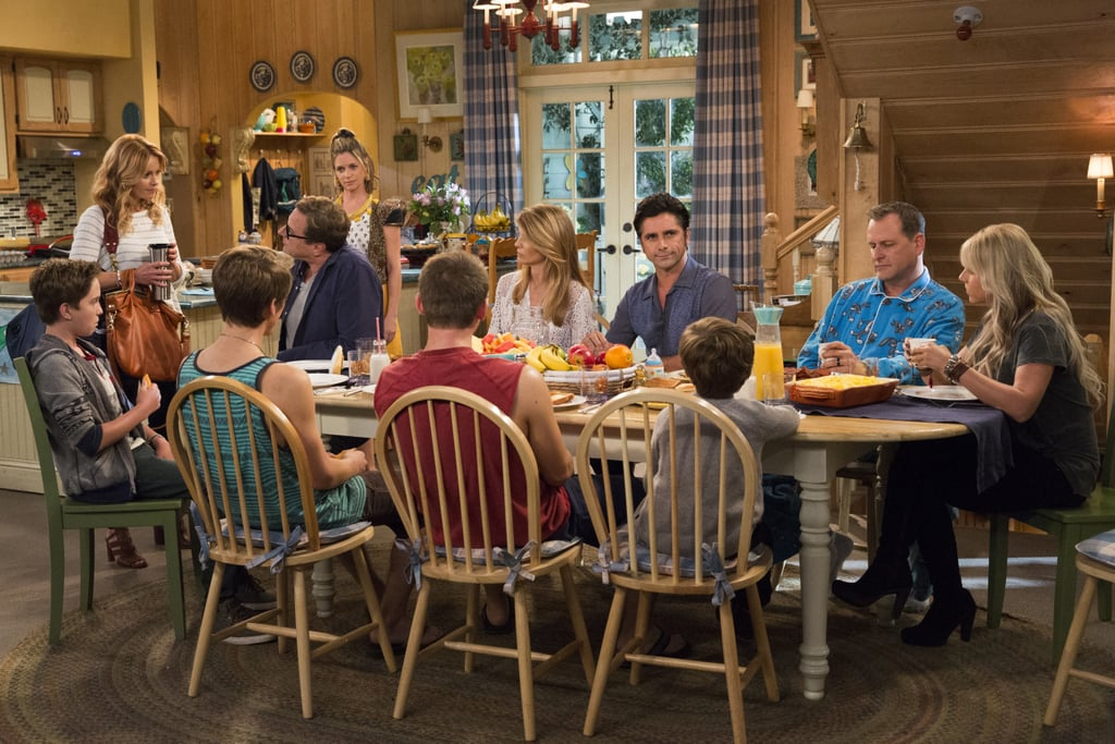 Here's Everyone Who's Confirmed For the Fuller House Cast