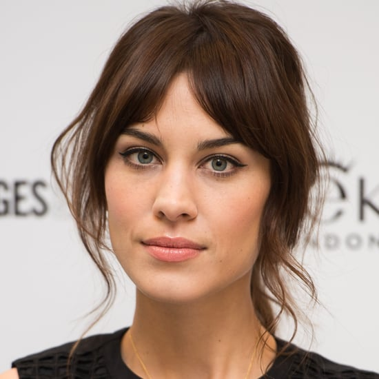 How to Grow Out Fringe