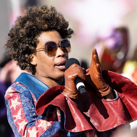 Macy Gray Calls For American Flag to Be Redesigned in Op-Ed