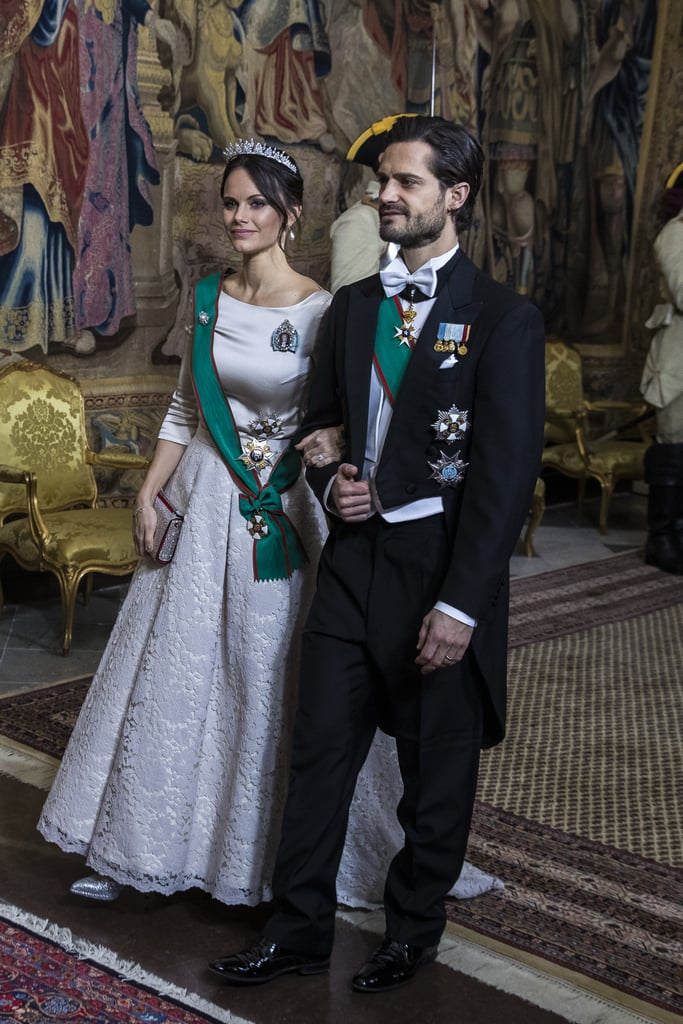 Princess Sofia Zetterberg Couture Gown November 2018