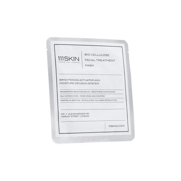 111Skin Bio Cellulose Facial Treatment Mask ($159)