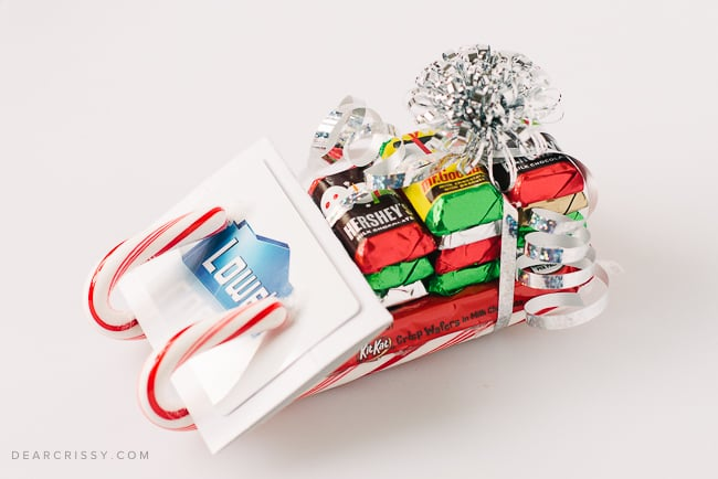 candy sleigh gift card holder - Candy Sleighs For Christmas