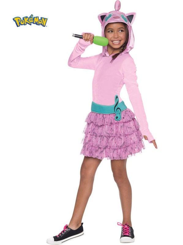 jigglypuff girls costume