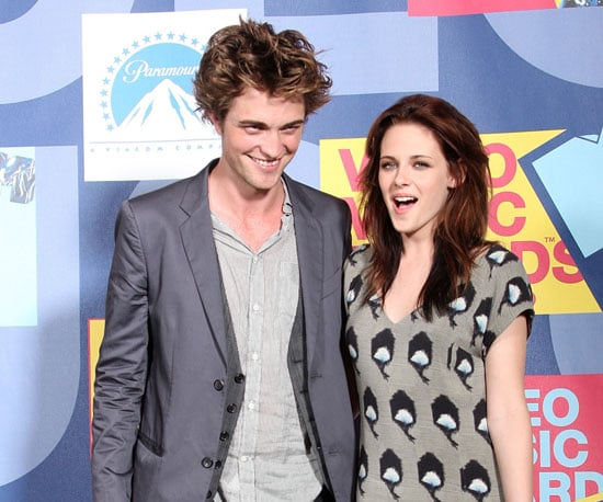 Robert Pattinson and Kristen Stewart walked the red carpet together in 2008, two months before Twilight came out and they skyrocketed to superstardom.