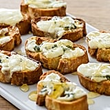 Giada De Laurentiis's Bruschetta With Gorgonzola Cheese and Honey