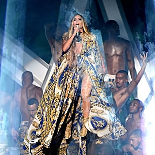 Jennifer Lopez Performance Outfits at the 2018 MTV VMAs