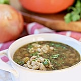 Turkey and Stuffing Soup