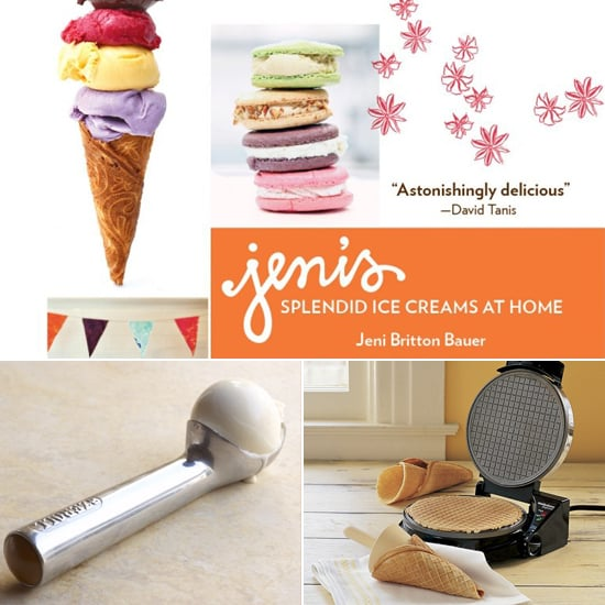 Best Ice-Cream Makers and Scoops