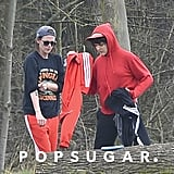 Kristen Stewart and Soko Playing in the Park Pictures 2016