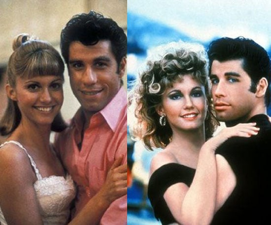 Sandy in Grease | Makeovers in Movies | POPSUGAR Beauty