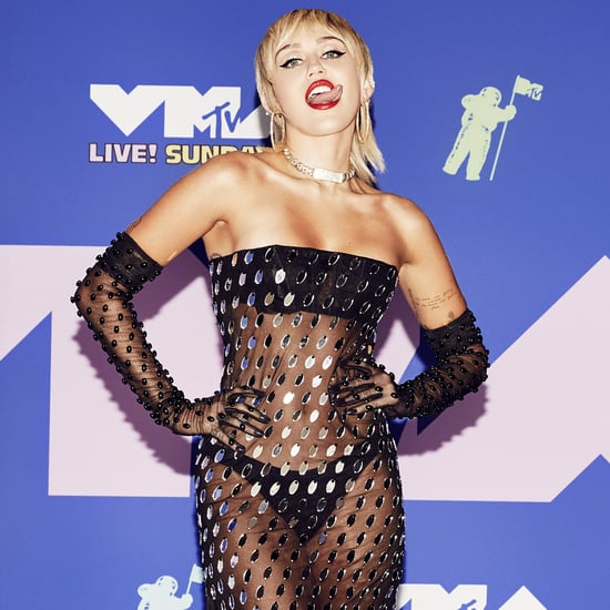 Miley Cyrus at the 2020 MTV VMAs Pictures