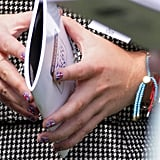10. Princess Eugenie's Union Jack Nails