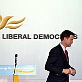 Pictures of Nick Clegg New Deputy Prime Minister