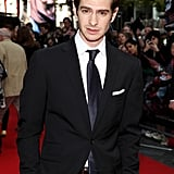 Andrew Garfield stepped onto the red carpet for The Amazing Spider-Man premiere in the UK in June 2012.