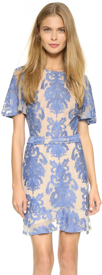 For Love & Lemons San Marcos Mini Dress ($194)