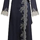 Carine Gilson Lace-Trimmed Robe