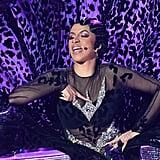 Cardi B at the 2019 Grammys