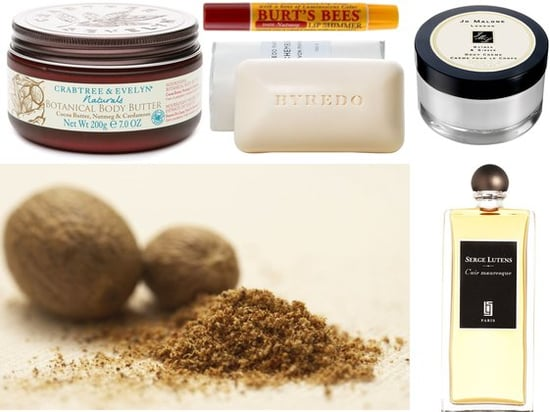 New Nutmeg-Scented Products For Holiday 2010