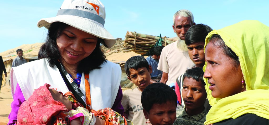 Sponsorship Through World Vision Changed This Woman's Life