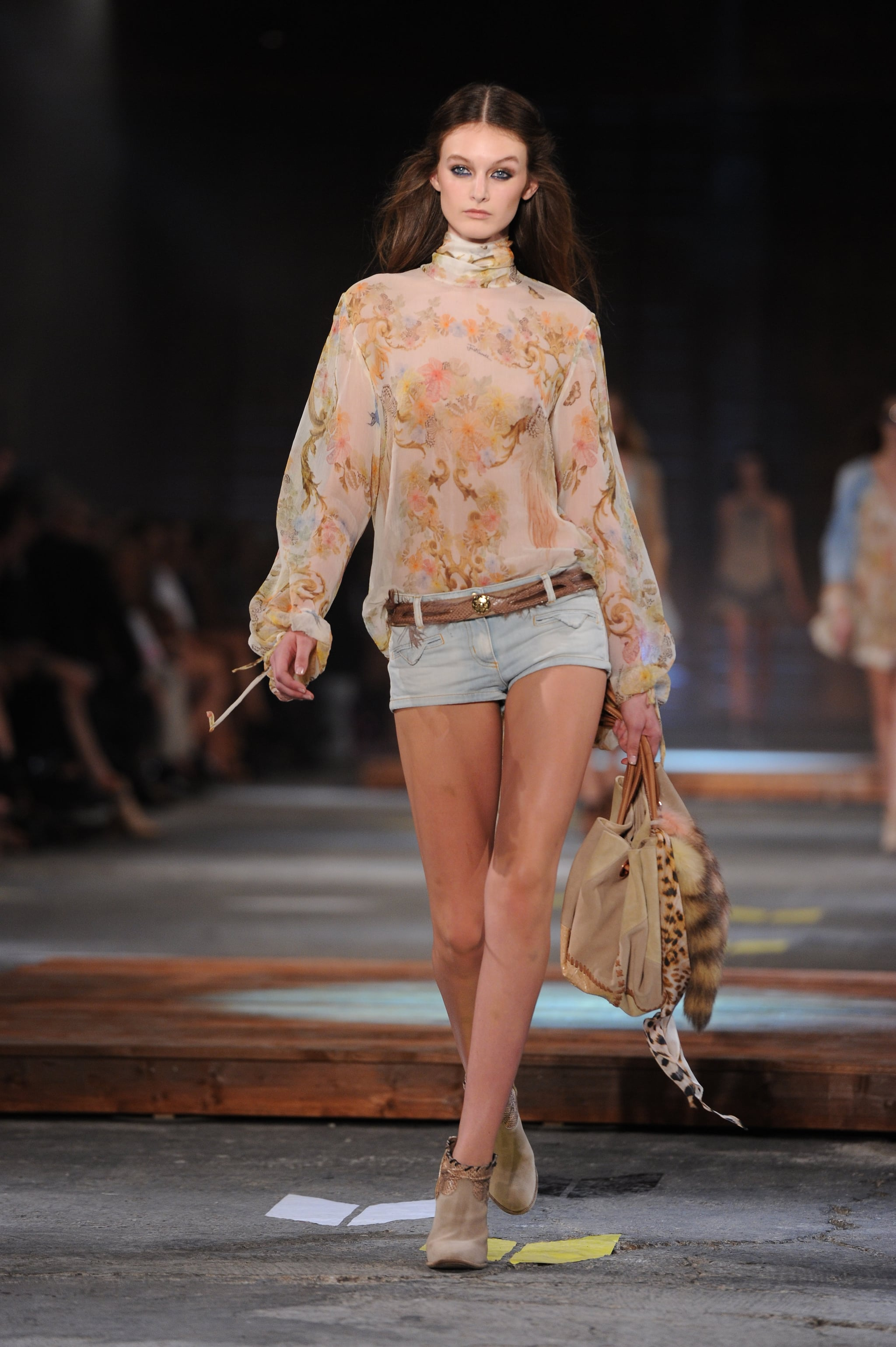 Review and Pictures of Just Cavalli Runway Show at 2012 ...