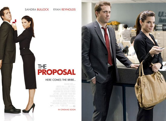 Watch Trailer For The Proposal Starring Sandra Bullock and Ryan Reynolds