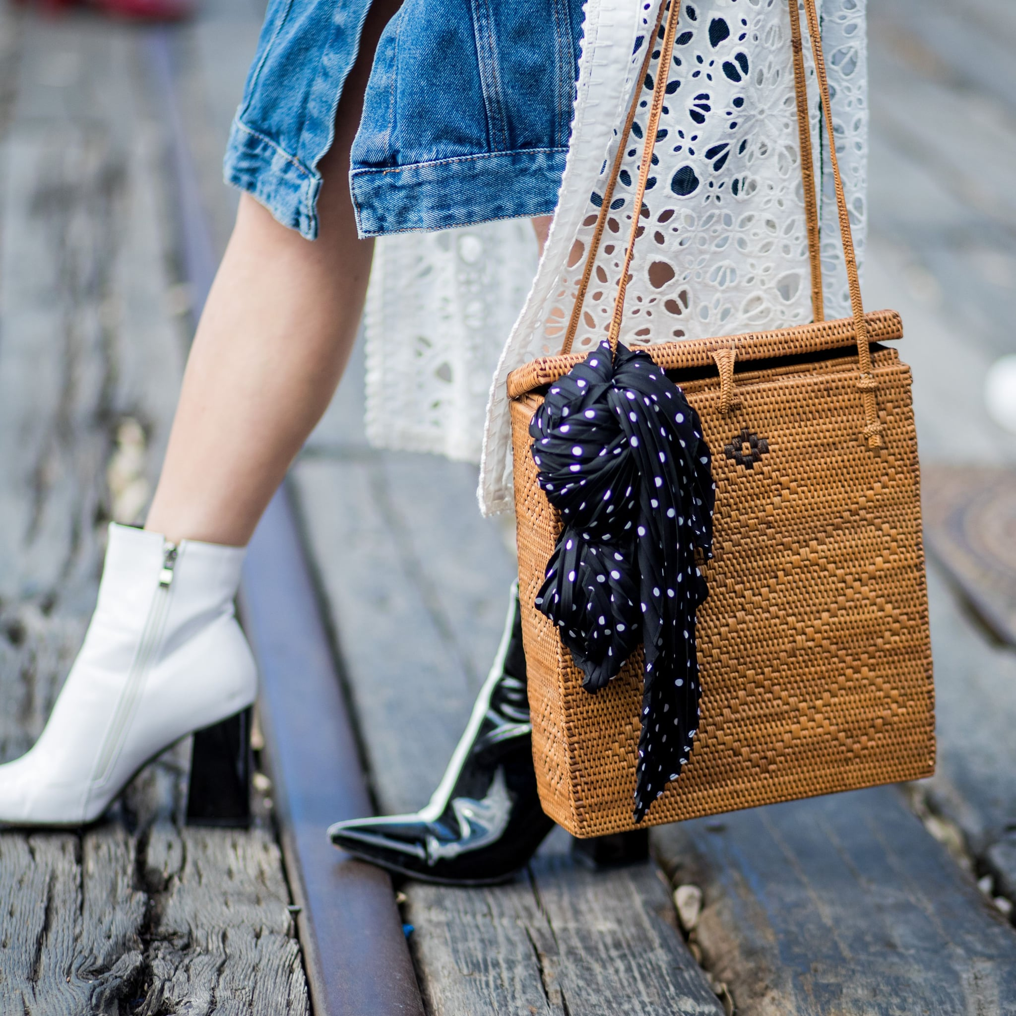 21 Relaxed Outfit Ideas With Straw Bags 21 Relaxed Outfit Ideas With Straw Bags new images