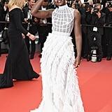 Lupita Nyong'o at Cannes Film Festival 2018