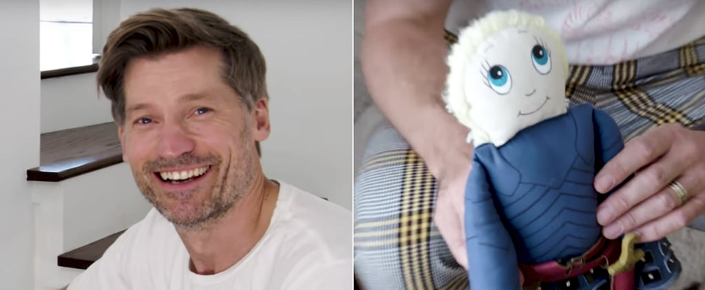 Nikolaj Coster-Waldau Home Tour Video