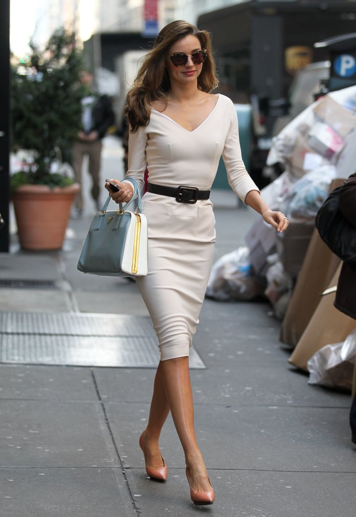 Miranda Kerr Returns to Business After Another Successful VS Fashion Show