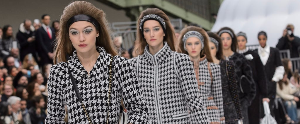 Karl Lagerfeld Shows Us What the Chanel Uniform Looks Like in Space