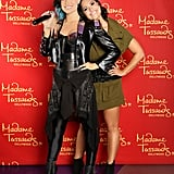 Demi Lovato Couldn't Be More Excited to Meet Her Badass Wax Figure