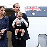 2014 Royal Tour of Australia and New Zealand