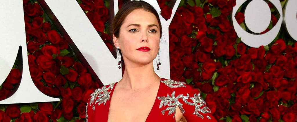 Keri Russell Stuns on the Tonys Red Carpet, Just Weeks After Giving Birth to Her Third Child