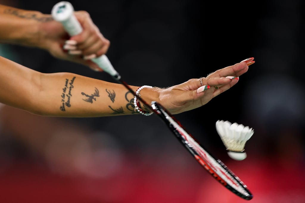 All of the Olympic Tattoos at the 2021 Tokyo Games